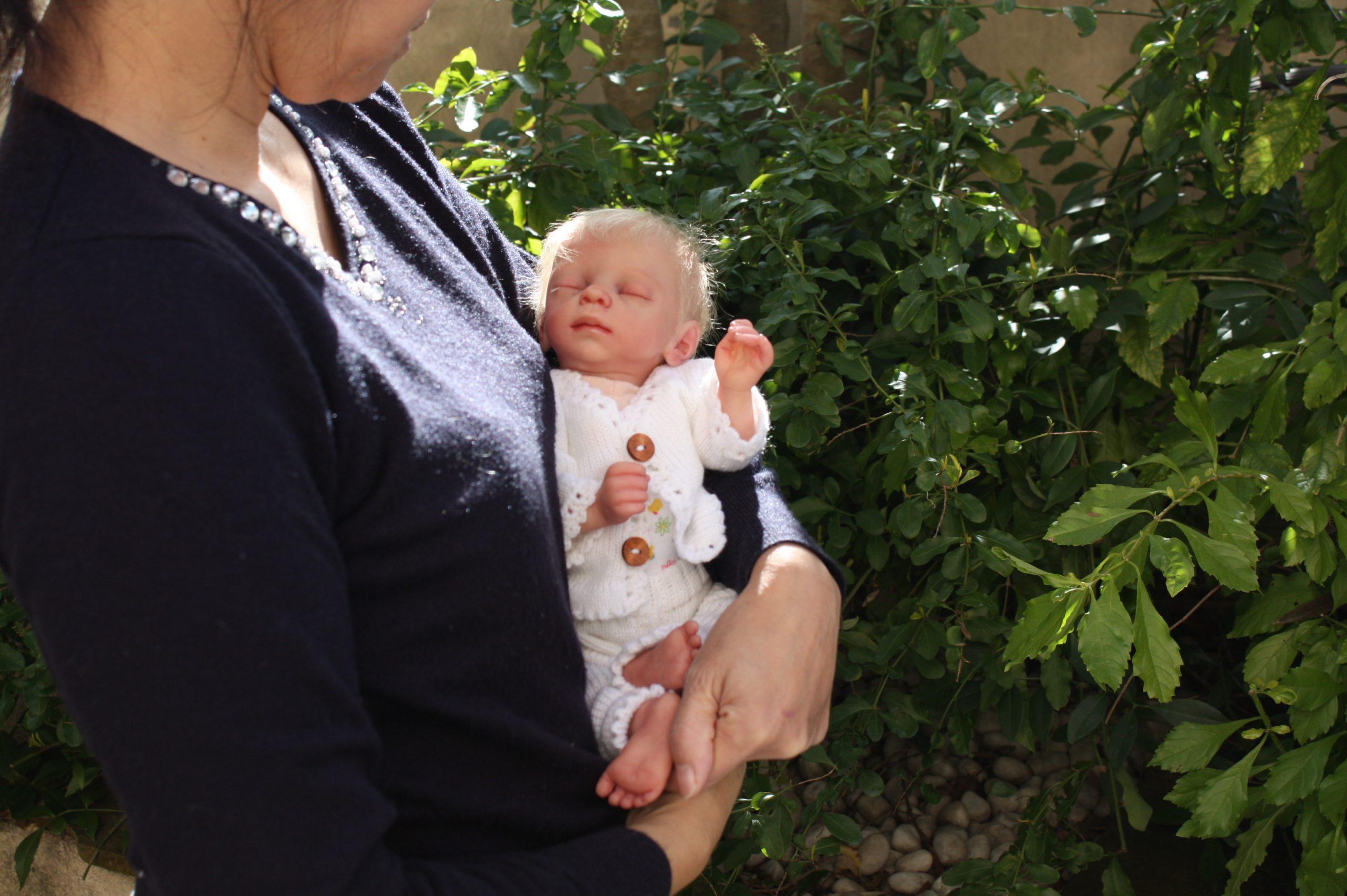 リボーンドール 新生児